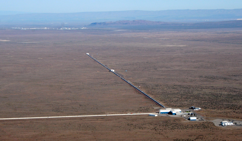 virgo gravity wave detector