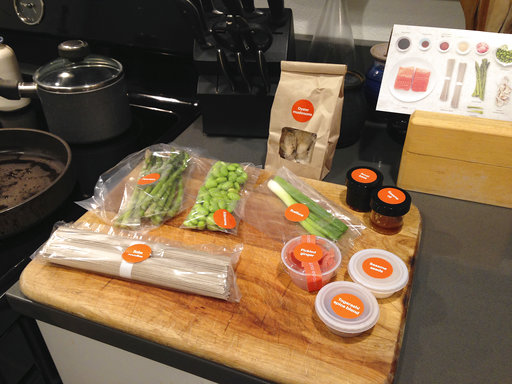 review amazon meal kits offer easy dinners for a price