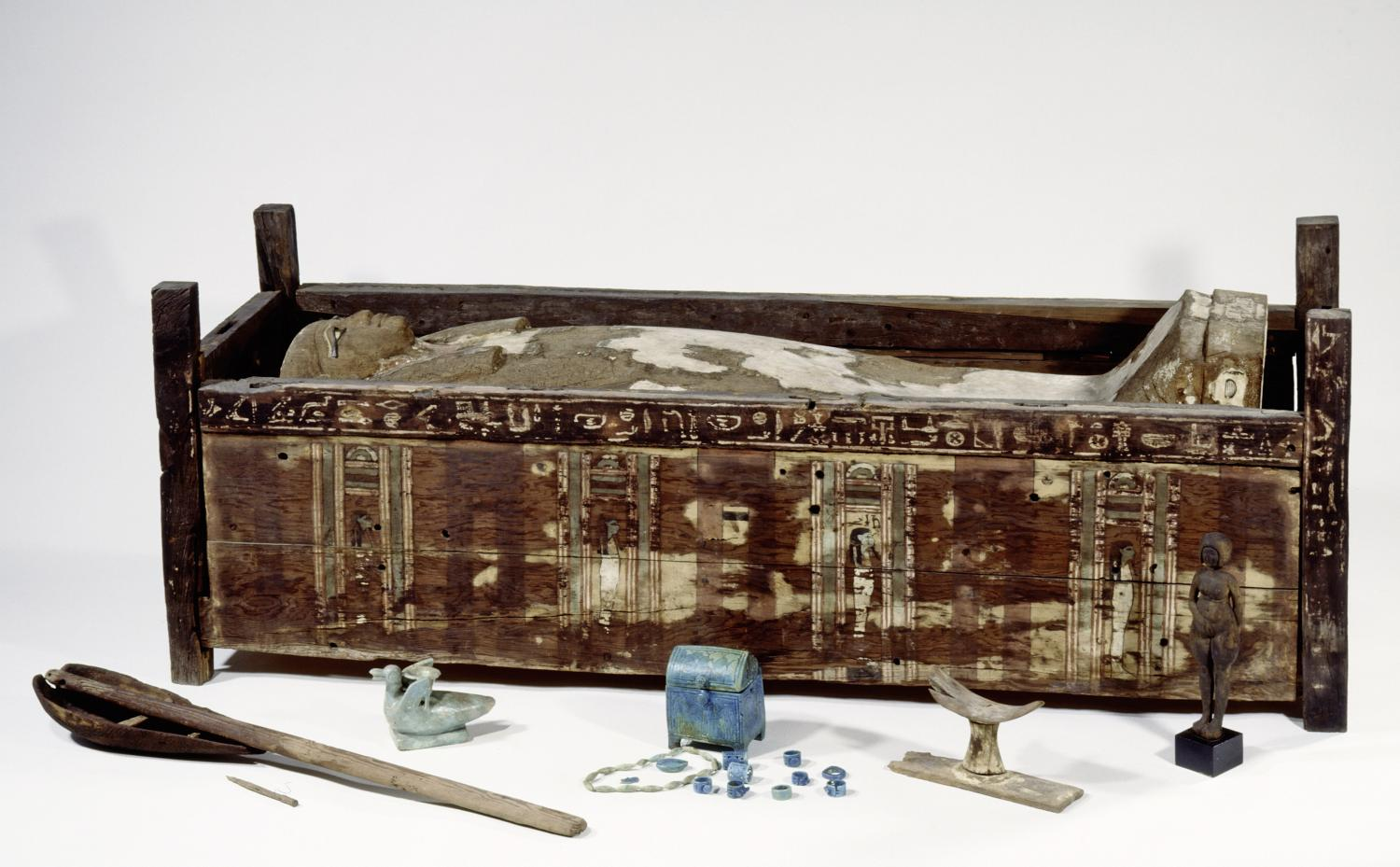 Egyptian mummies reveal their genetic secrets