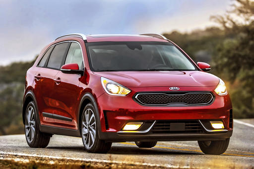 2017 kia niro is most affordable hybrid suv. Black Bedroom Furniture Sets. Home Design Ideas