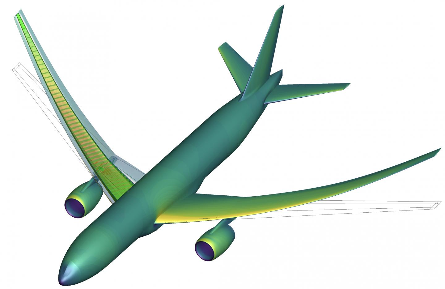 Designing The Fuel Efficient Aircraft Of The Future
