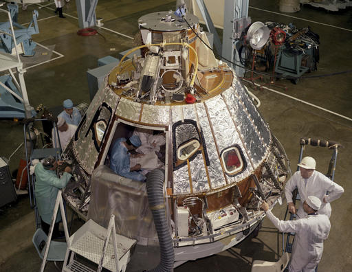 New NASA exhibit honors Apollo 1 crew lost in tragic accident