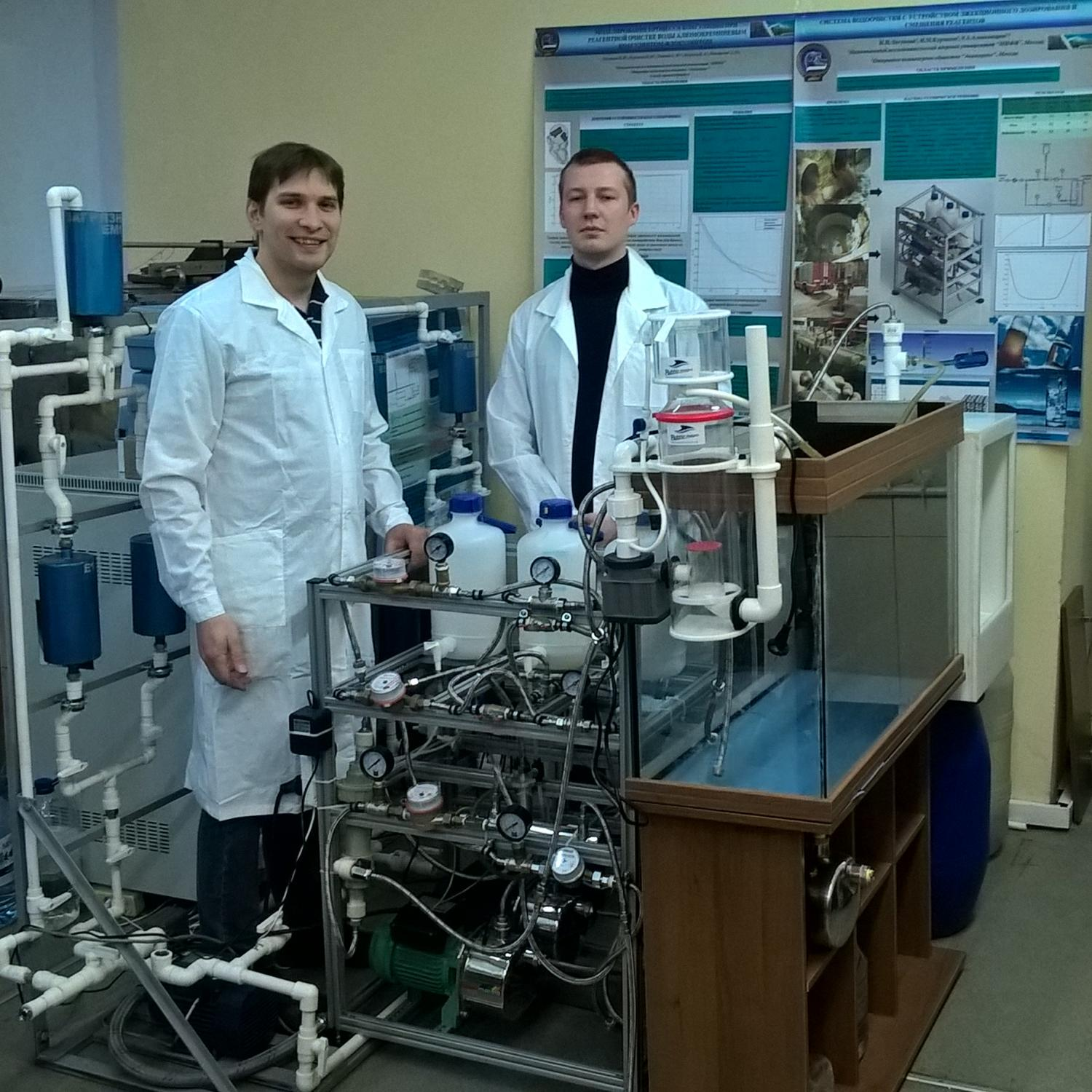 Researchers develop hybrid nuclear desalination technique with
