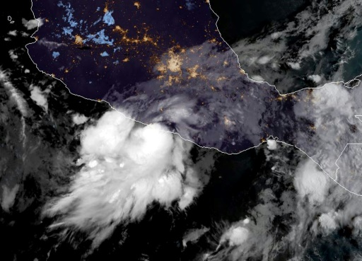 Hurricane Max forms off southern Mexico, eyes landfall