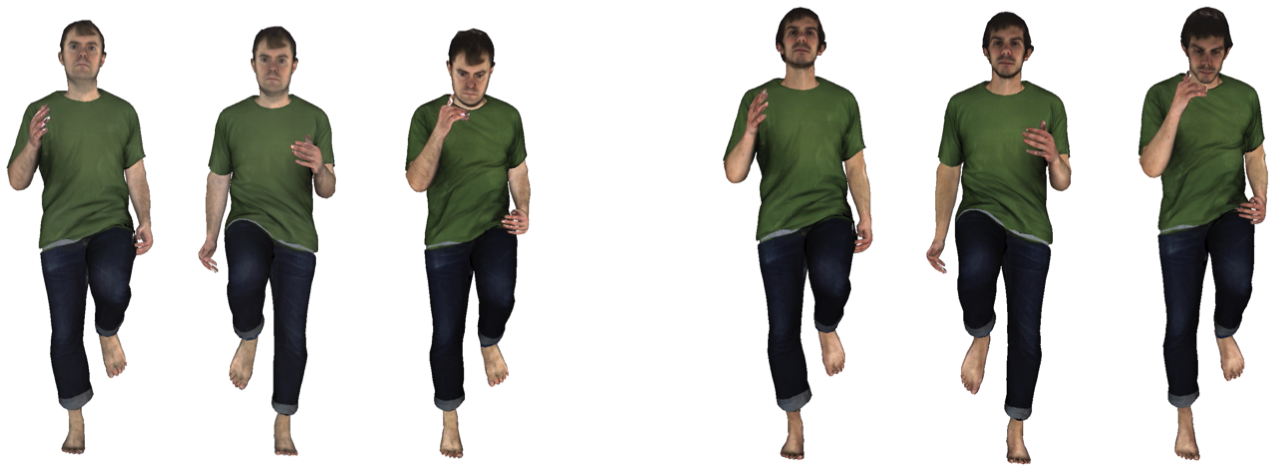 researchers dress virtual avatars with digitally captured clothing