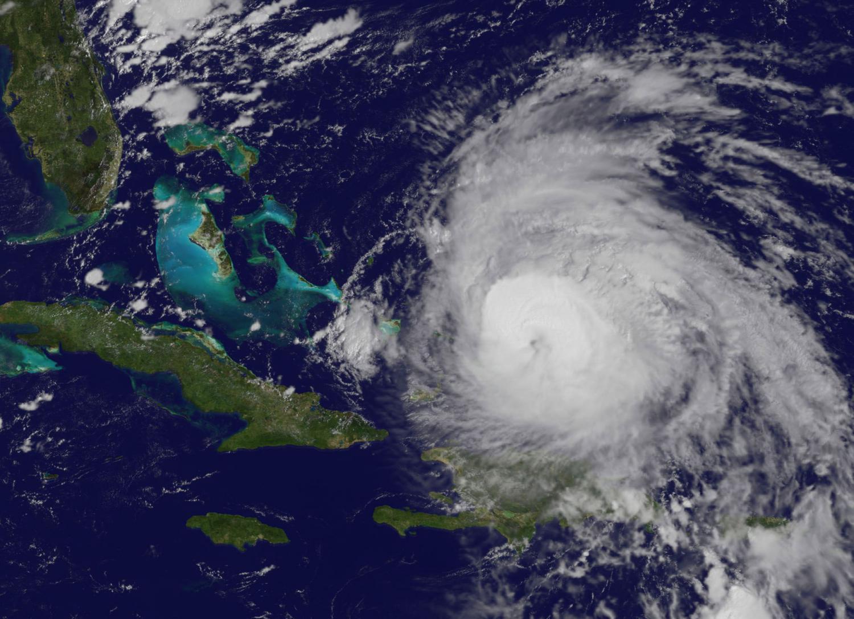 NASA tracking Hurricane Maria on Bahamas approach | Awesummly