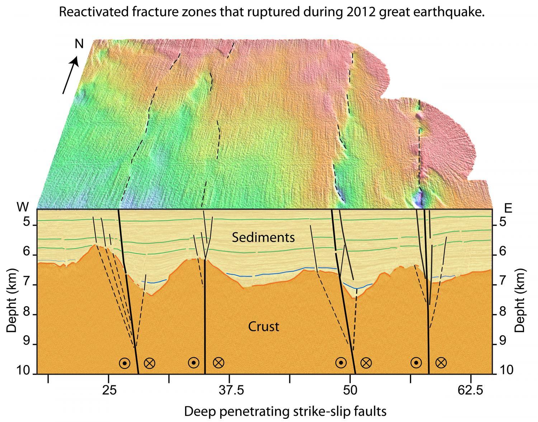 What happens at plate boundaries?