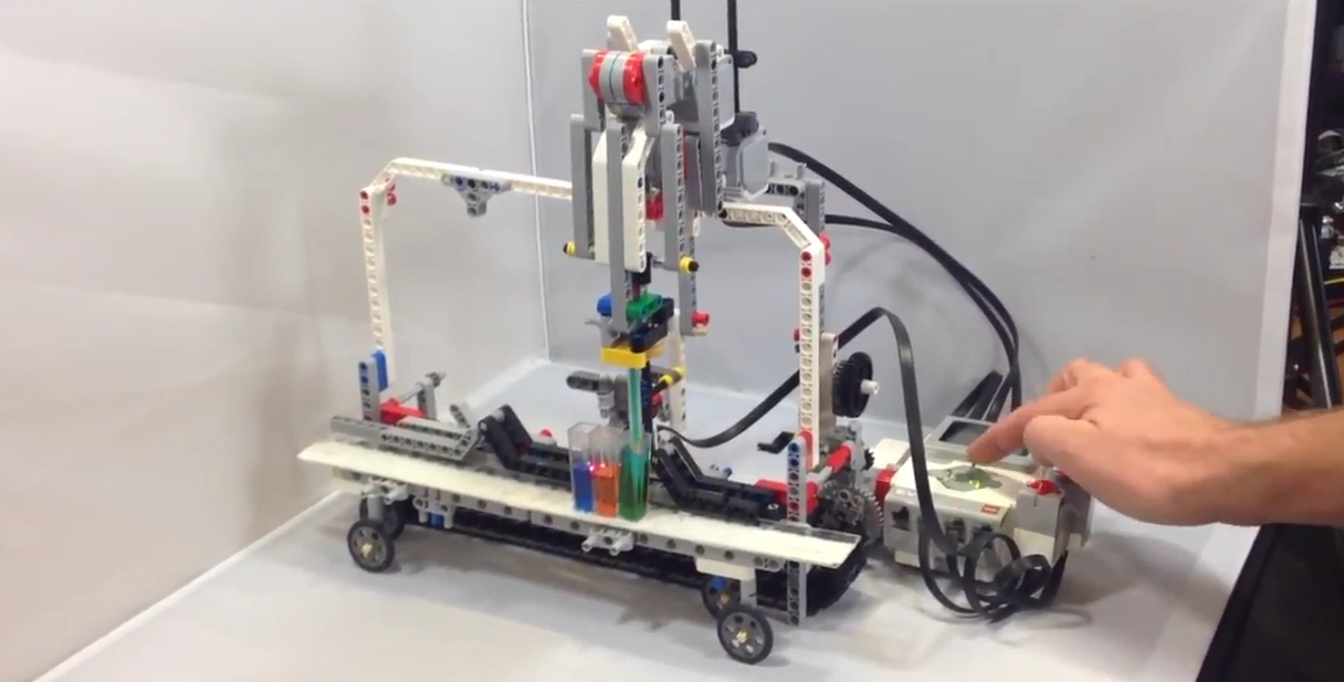 Researchers adapt a diy robotics kit to automate biology experiments solutioingenieria Image collections