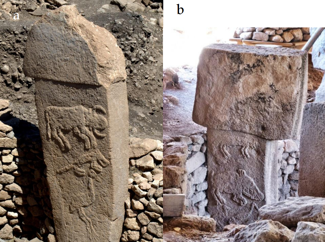 Ancient Stone Pillars : Ancient stone pillars offer clues of comet strike that
