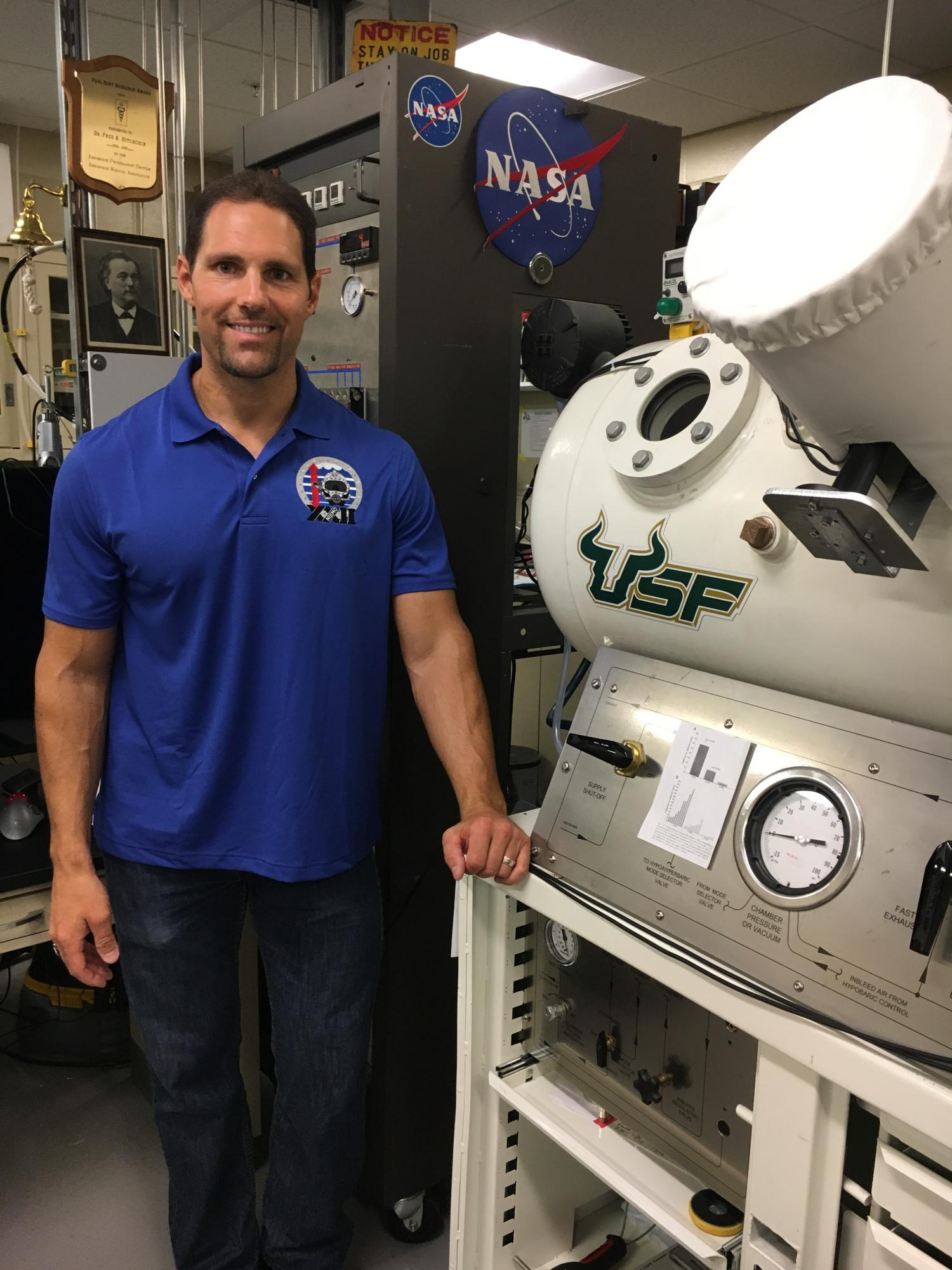 NASA mission tests ketogenic diet undersea, simulating ...