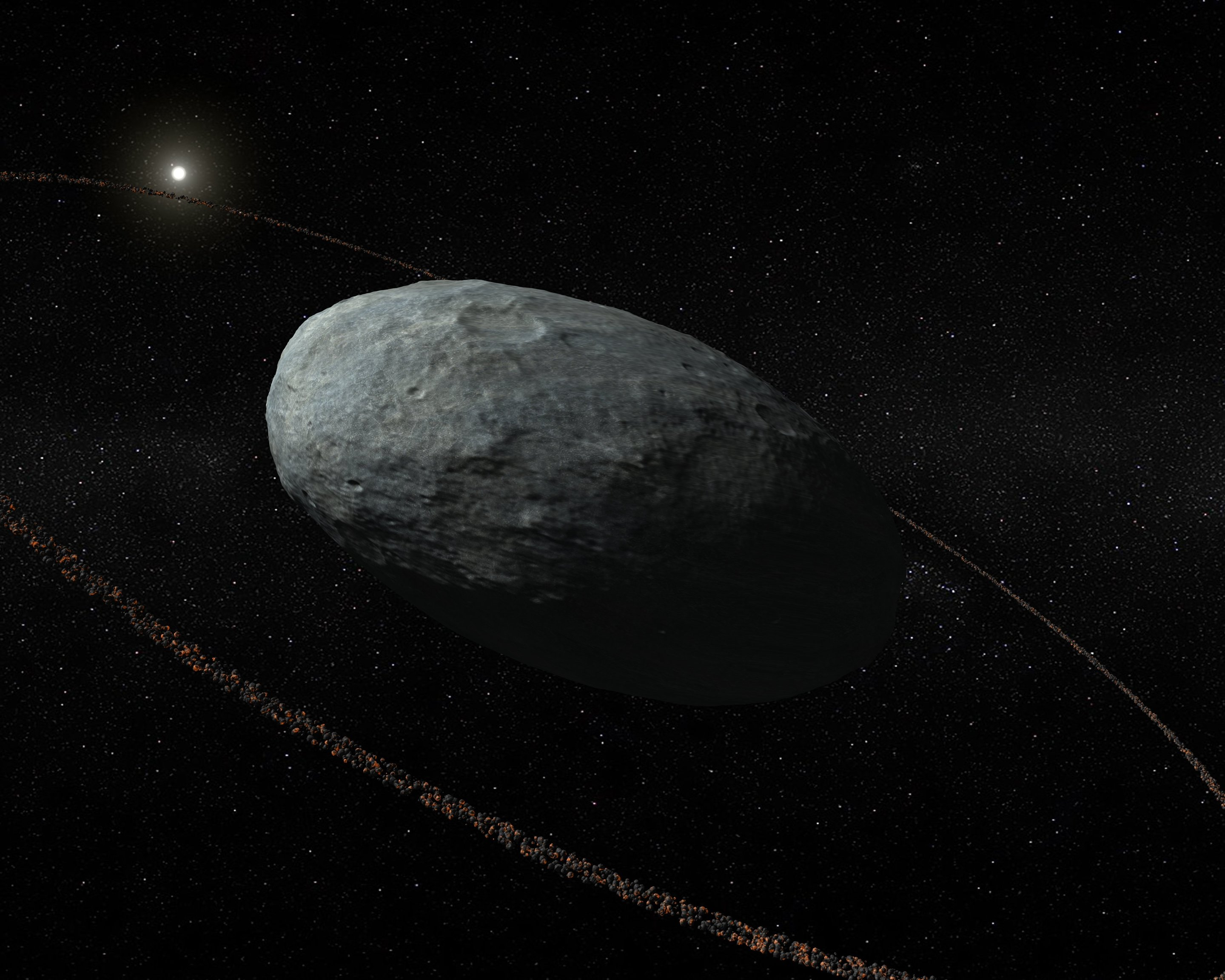 haumea with other planets - photo #8
