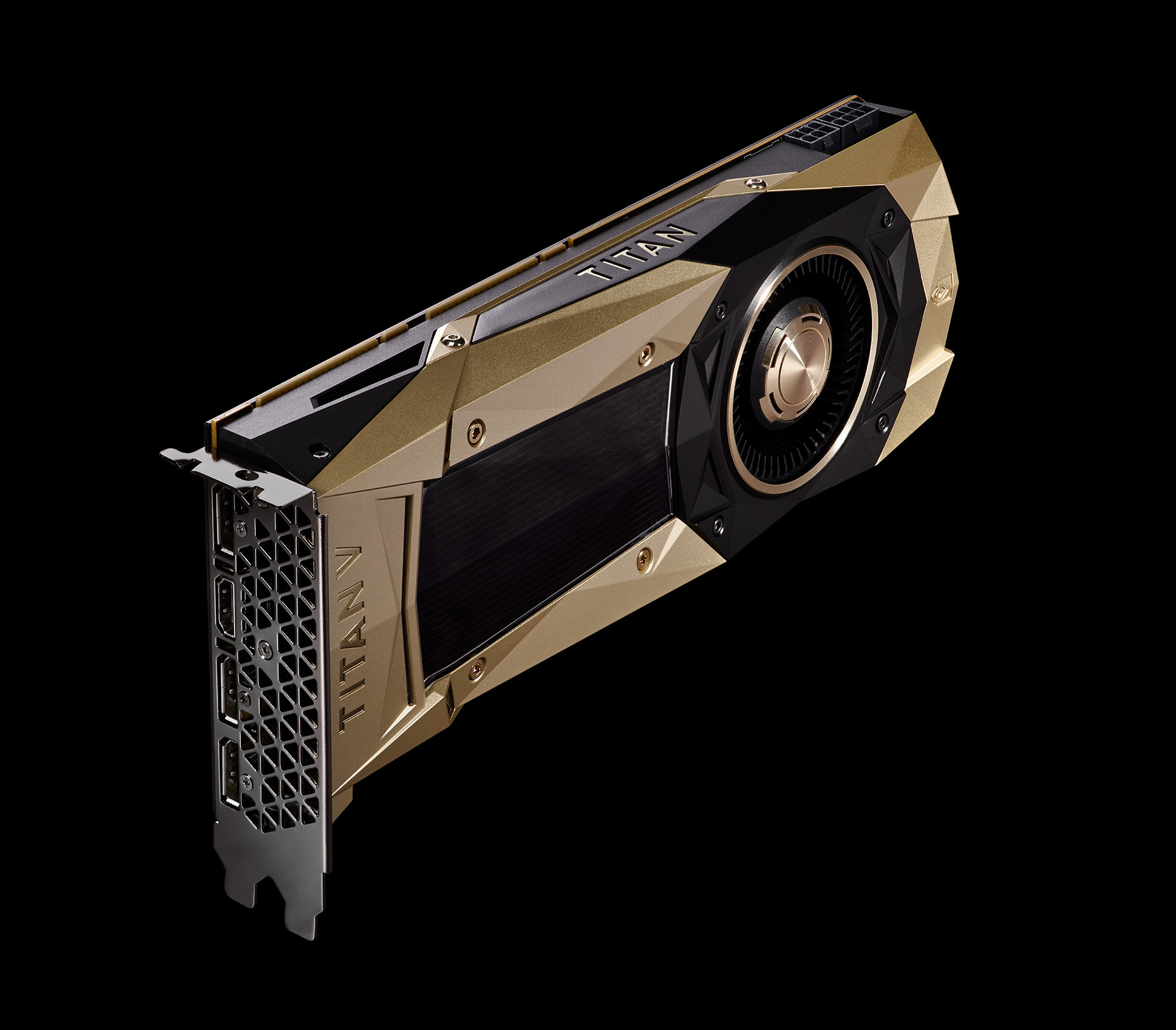 (Tech Xplore)—'Desktop GPU' is a phrase that could take scientific researchers places, with NVIDIA in the frontlines of their newcomer, TITAN  V. This is a graphics card created for the PC.
