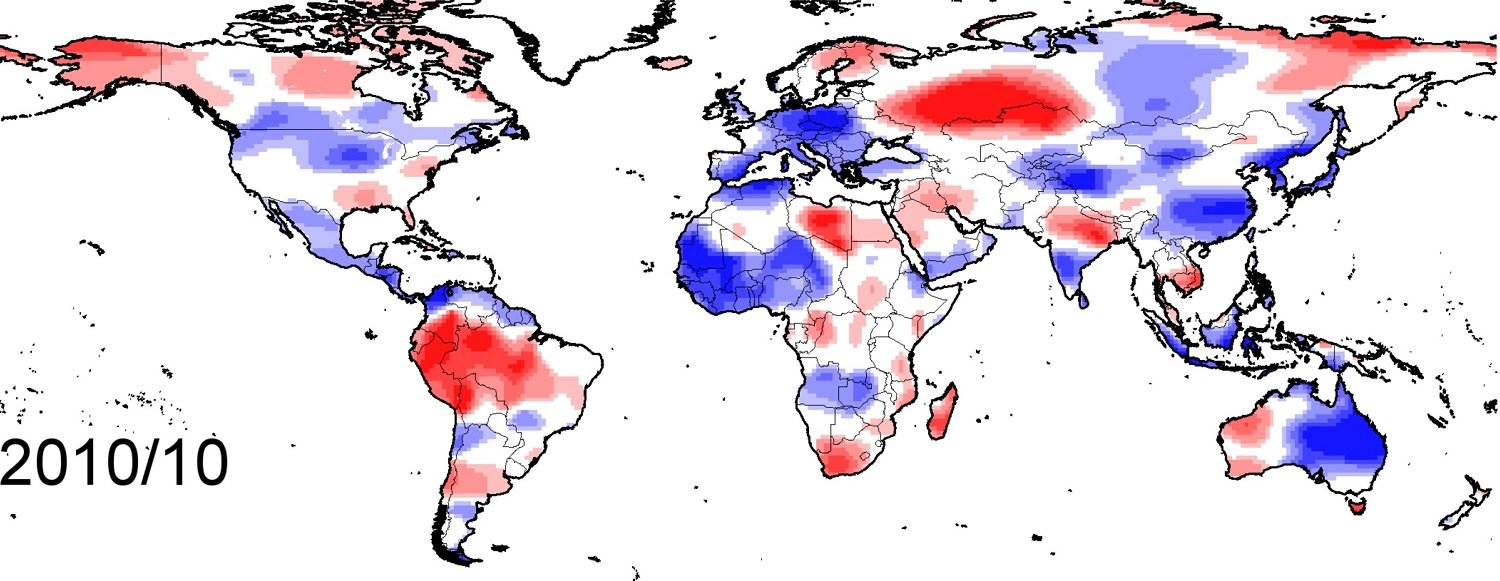 Scientists unveil new satellite-based global drought severity index