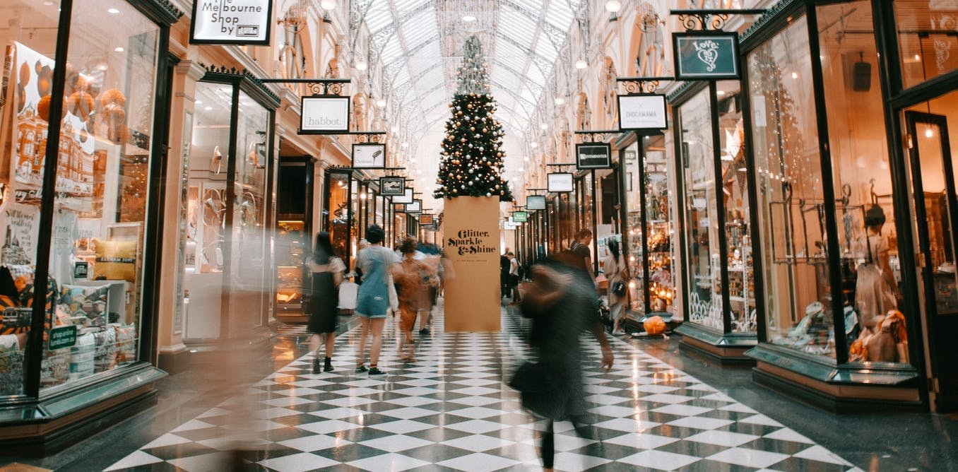 The Psychology Of Christmas Shoppinghow Marketers Nudge You To Buy