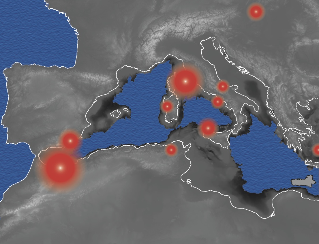 Geologists study the drying up of the mediterranean sea 596 million climate change can goad volcanoes into life publicscrutiny Images