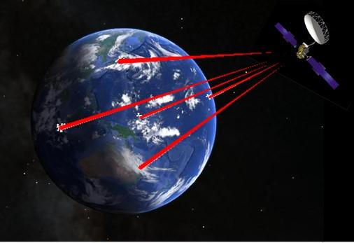 Researchers discover shortcut to satellite-based quantum encryption network