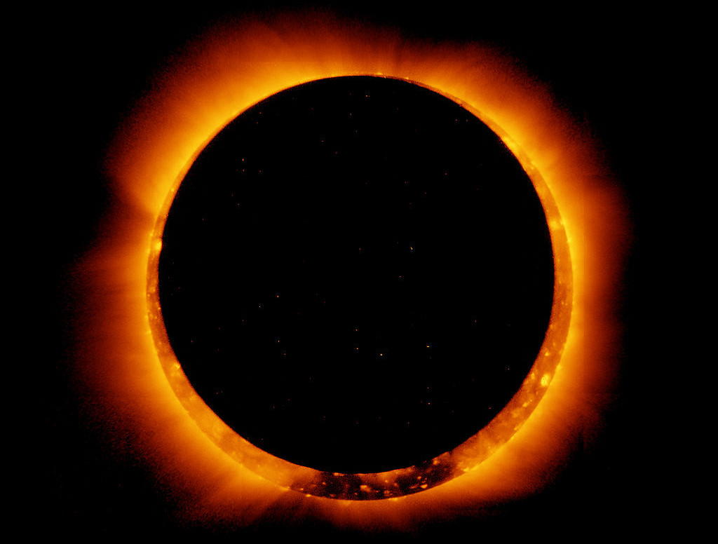 Solar eclipse a chance to study life s resilience 1aeb24c5d8
