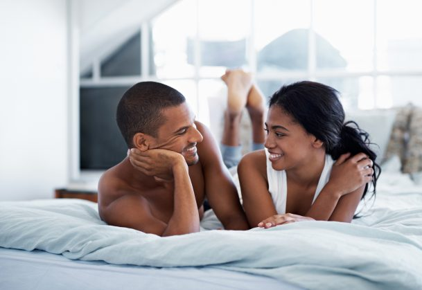 Sex with your partner brings a 48 hour 'afterglow', say scientists