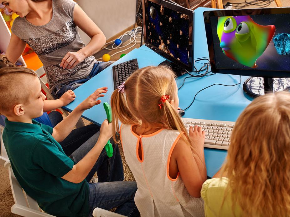 Adult Classroom Games