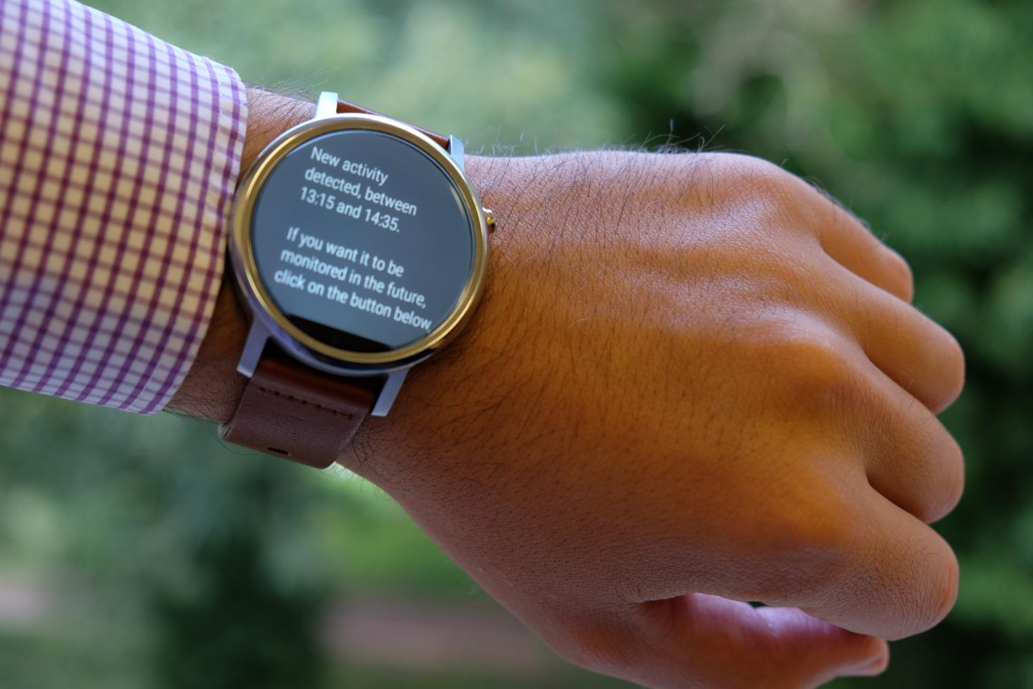 Smart watches will soon be able to detect your every move