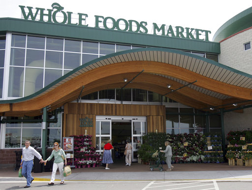 Amazon spends $13.7 billion on Whole Foods. America relates