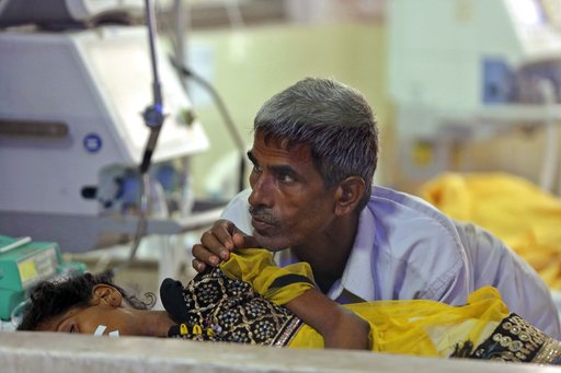 Gorakhpur hospital deaths not caused by oxygen shortage: Central govt team