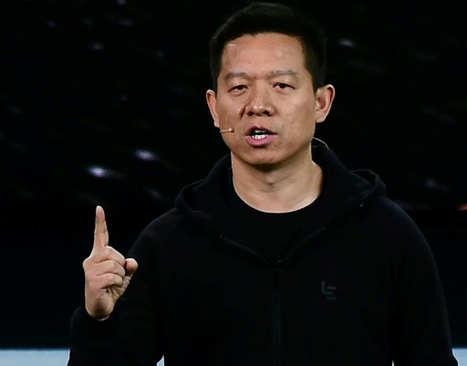 Shanghai court freezes stocks worth $2b of LeEco's founder