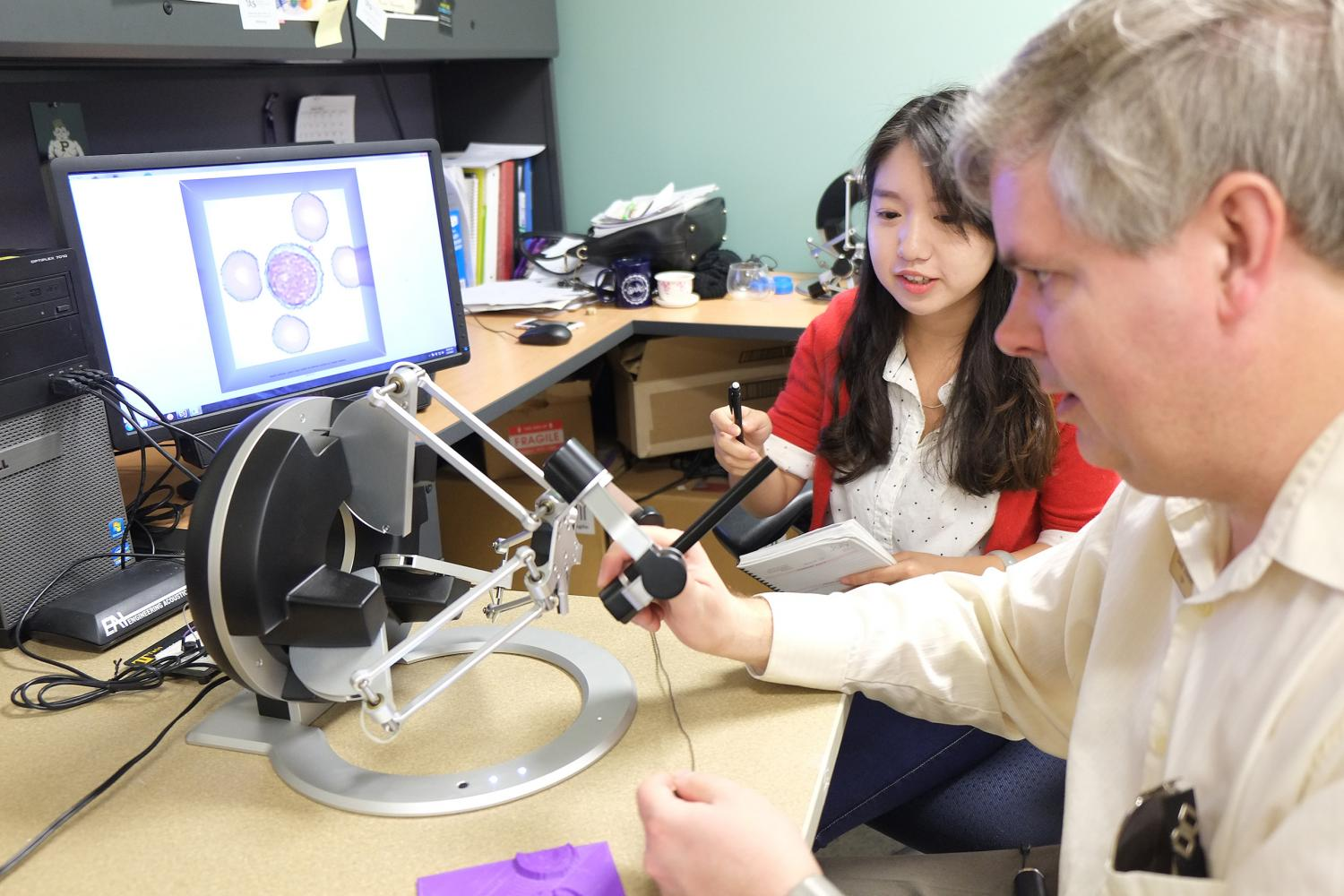Assistive Tech For People With Visual Impairments To Identify Scientific Images On A Computer Screen