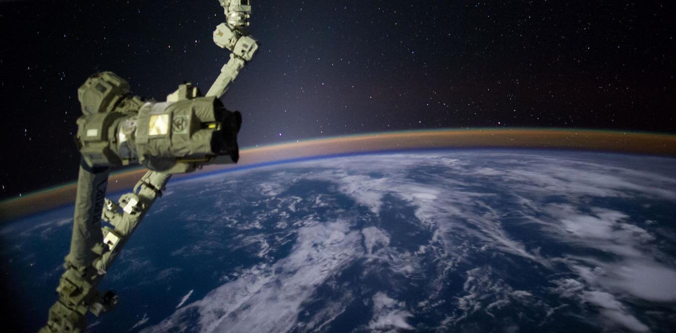 As the world embraces space the 50 year old outer space for The outer space