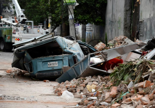 Five killed as Mexico hit by strongest quake , tremor triggers Tsunami waves