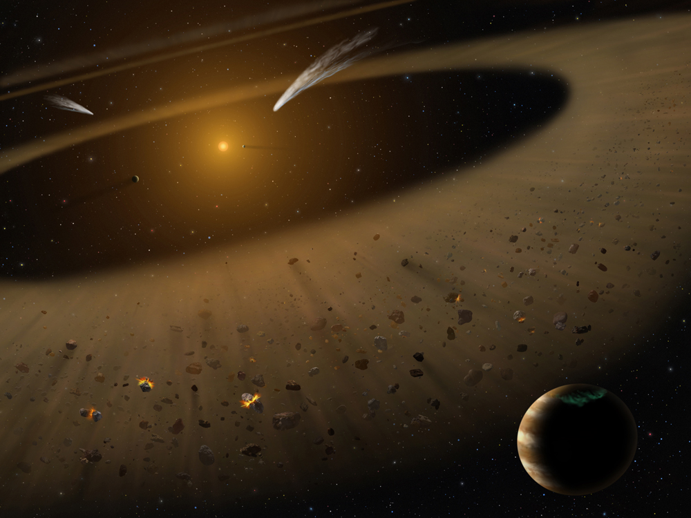 Solar system 2.0 found 10 light-years away