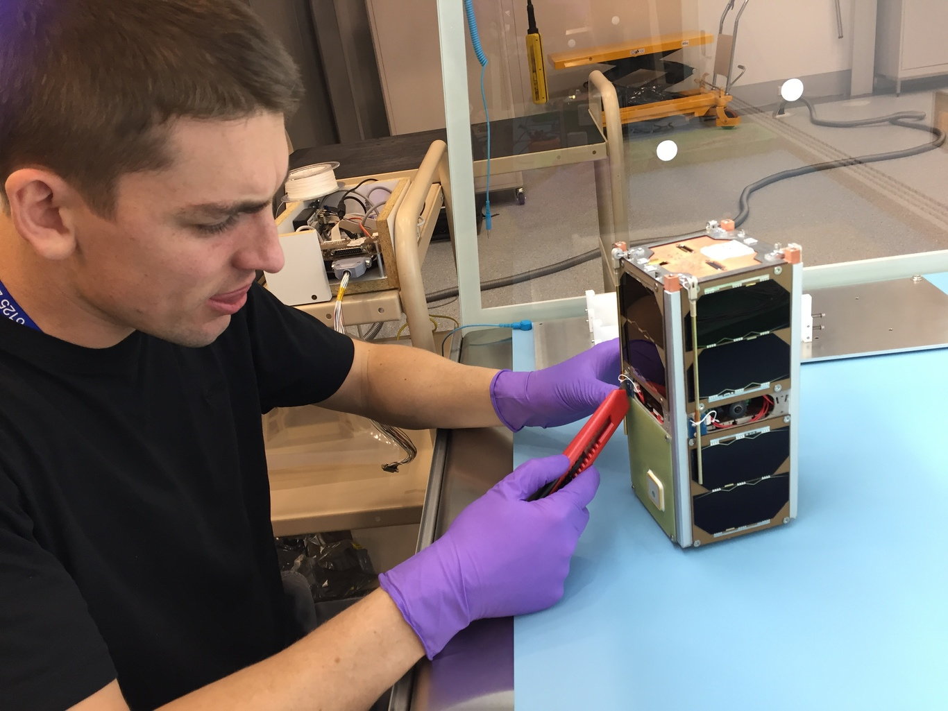 NASA to launch Australian sensor-rich satellite