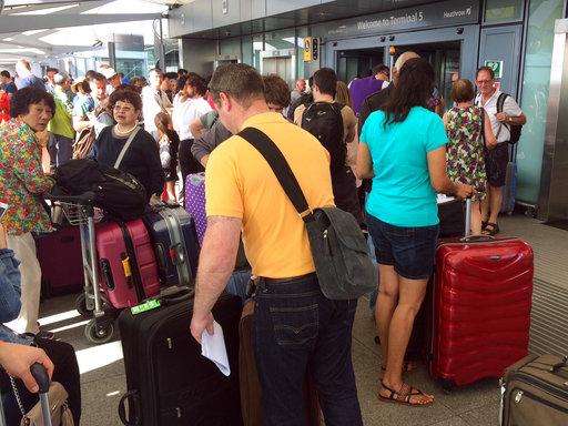 BA flight disruption at Heathrow set for third day
