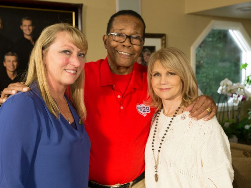 Former Raven Konrad Reuland's Heart Transplanted Into Baseball HOFer Rod Carew