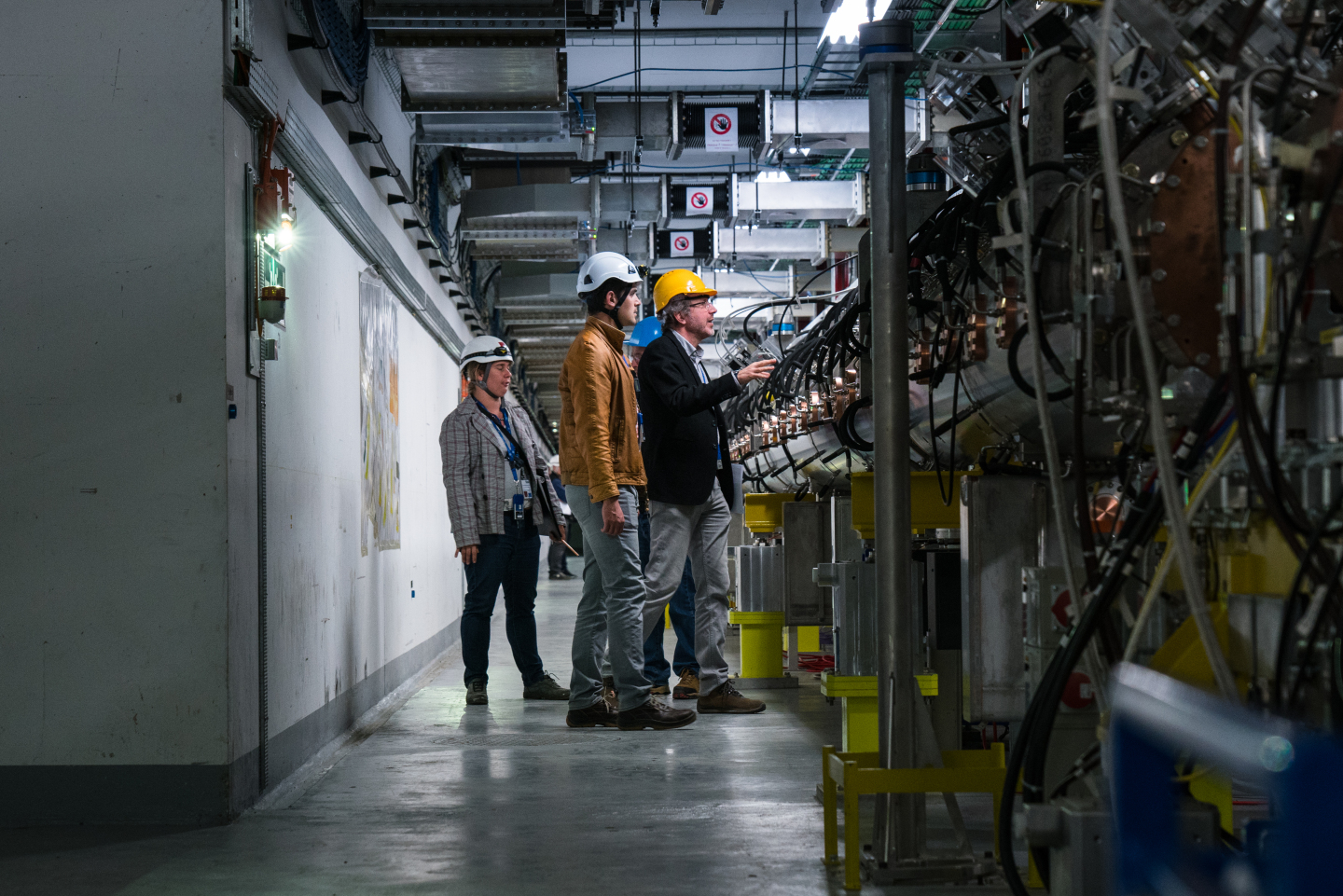 CERN unveils its' latest accelerator, Linac 4
