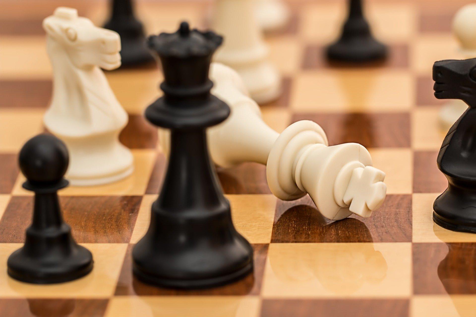 Top 5 - Mais Jogados em 2018 Chess