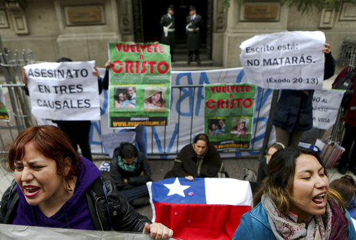 Abortion under certain circumstances finally becomes legal in Chile