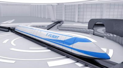 China Announces 'Flying Train' Far Faster Than Hyperloop