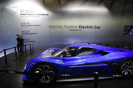 china propels rise of electric ultra high performance cars. Black Bedroom Furniture Sets. Home Design Ideas