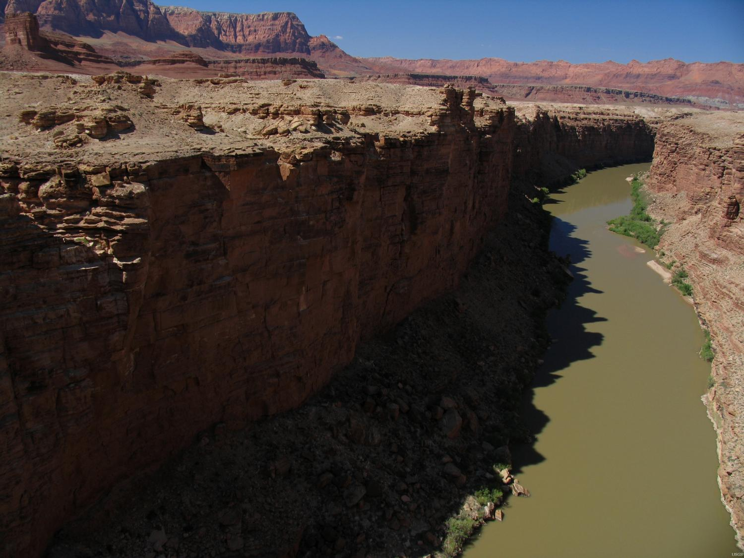 Colorado River Flows Will Keep Shrinking As Climate Warms