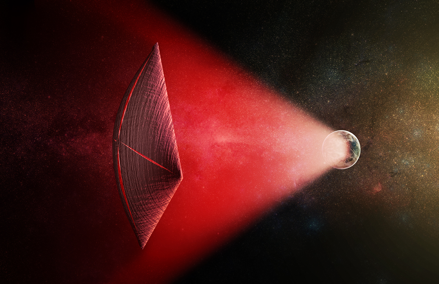 Fast Radio Bursts Could Power Alien Spaceships
