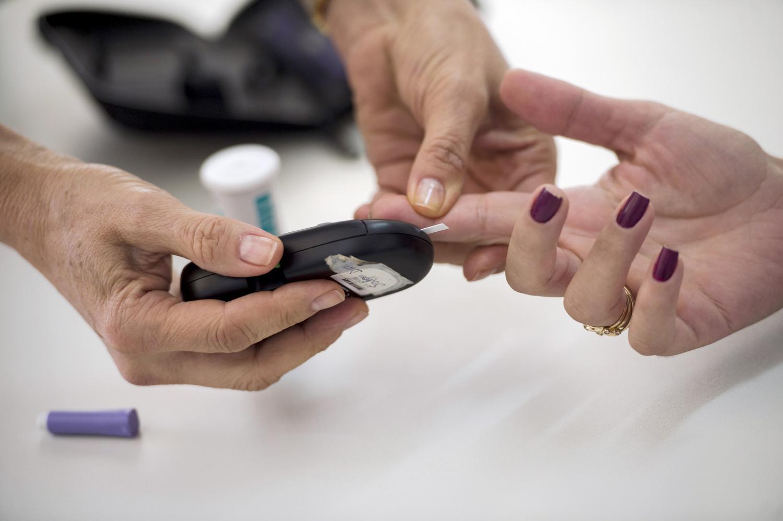 Diabetes app forecasts blood sugar levels