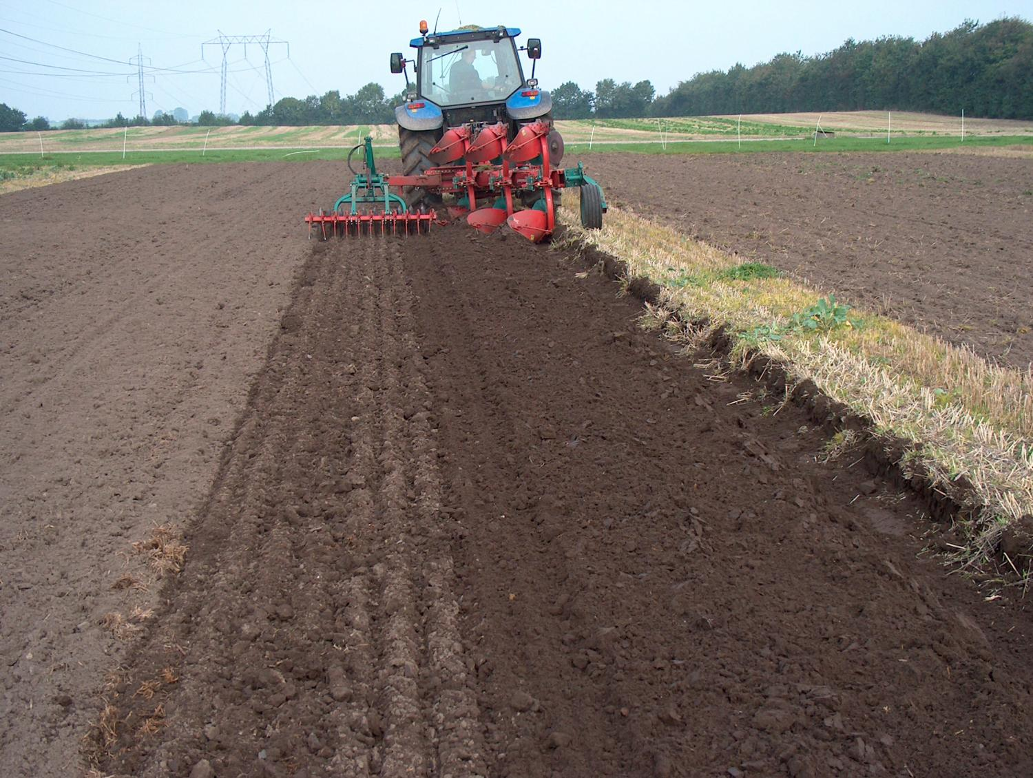 Conservation agriculture offers tired soil remedies for Different uses of soil