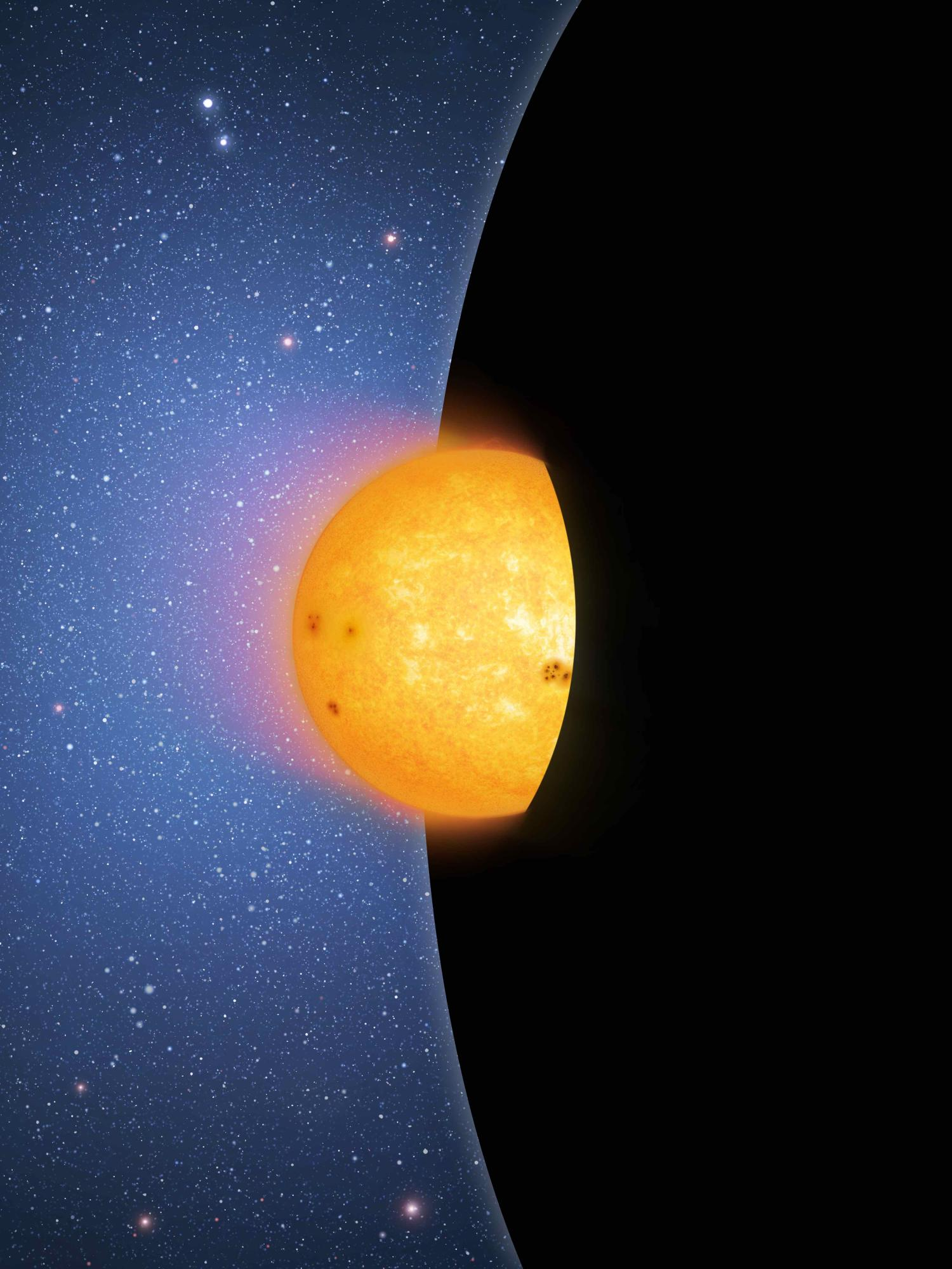 Black Hole Theory >> Do stars fall quietly into black holes, or crash into something utterly unknown?