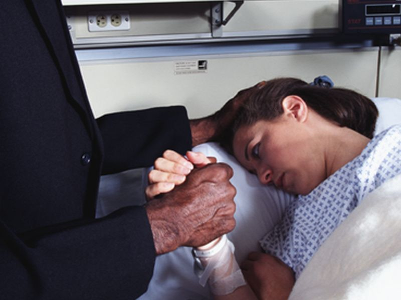 Dying may not be as awful an experience as you think