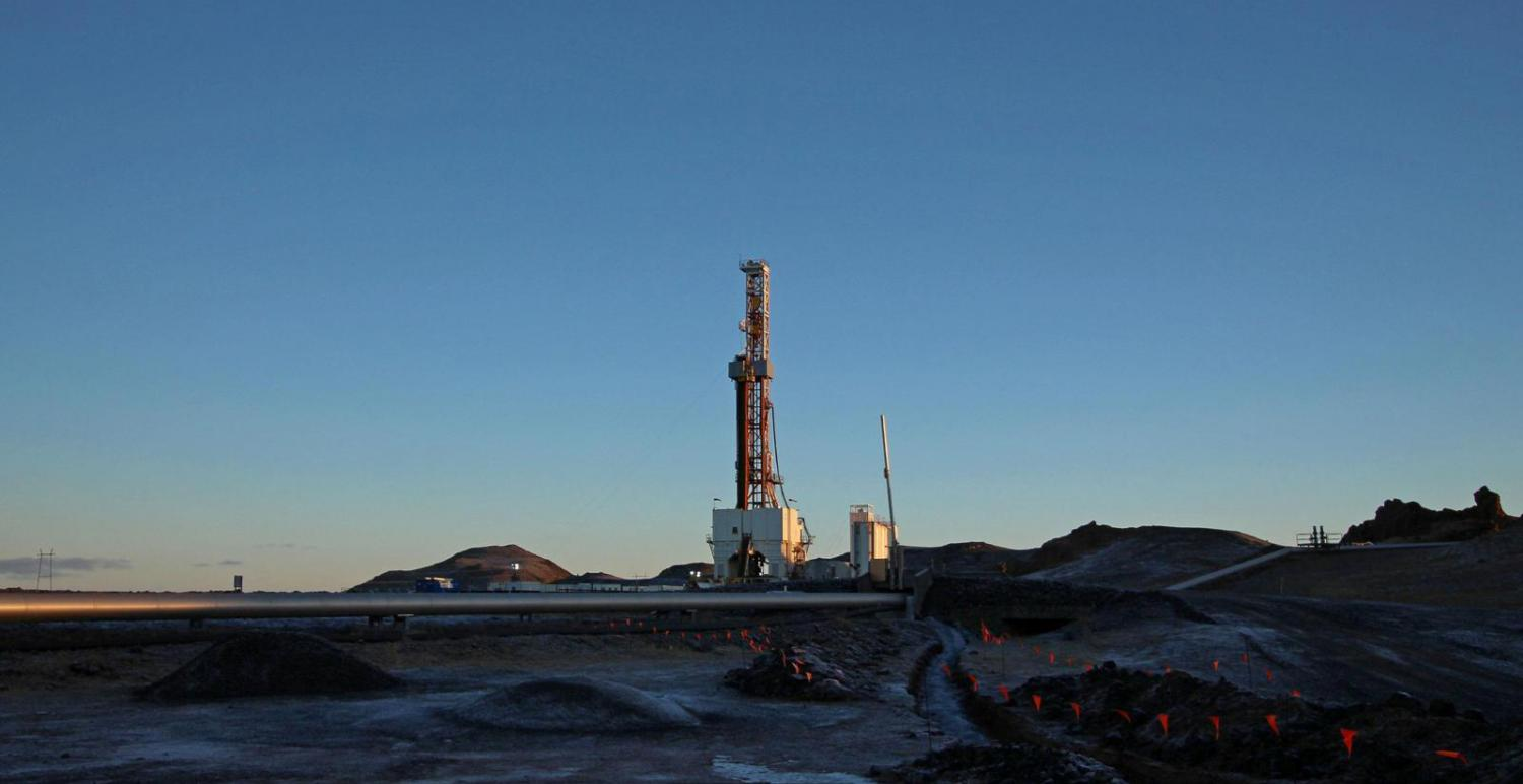 Engineers drill world\'s hottest well hoping for clean energy eruption