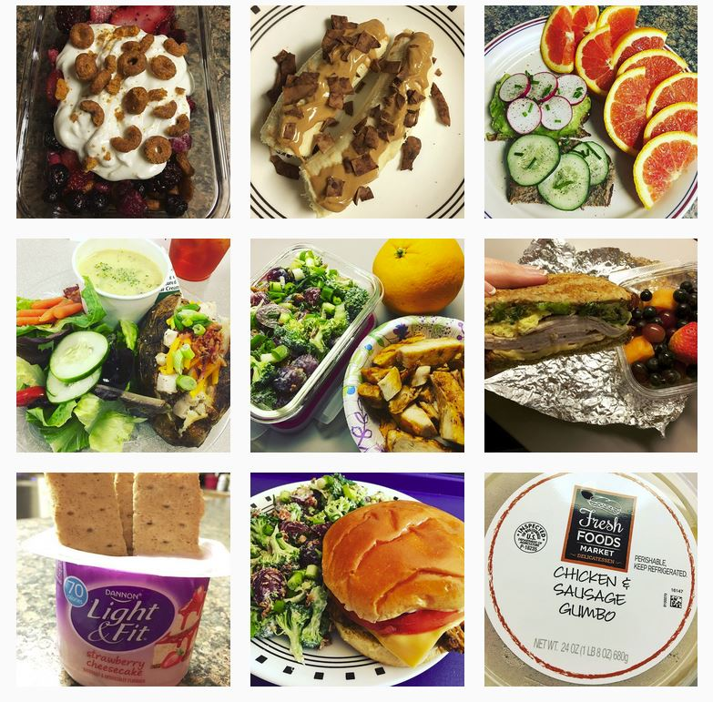 Food photos help instagram users with healthy eating credit wwsoutherngirl86 instagram forumfinder Image collections