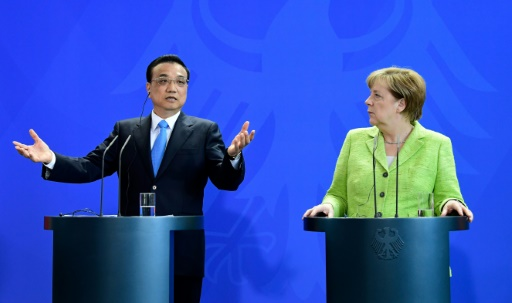 EU, China claim leadership on drive for low-carbon economy