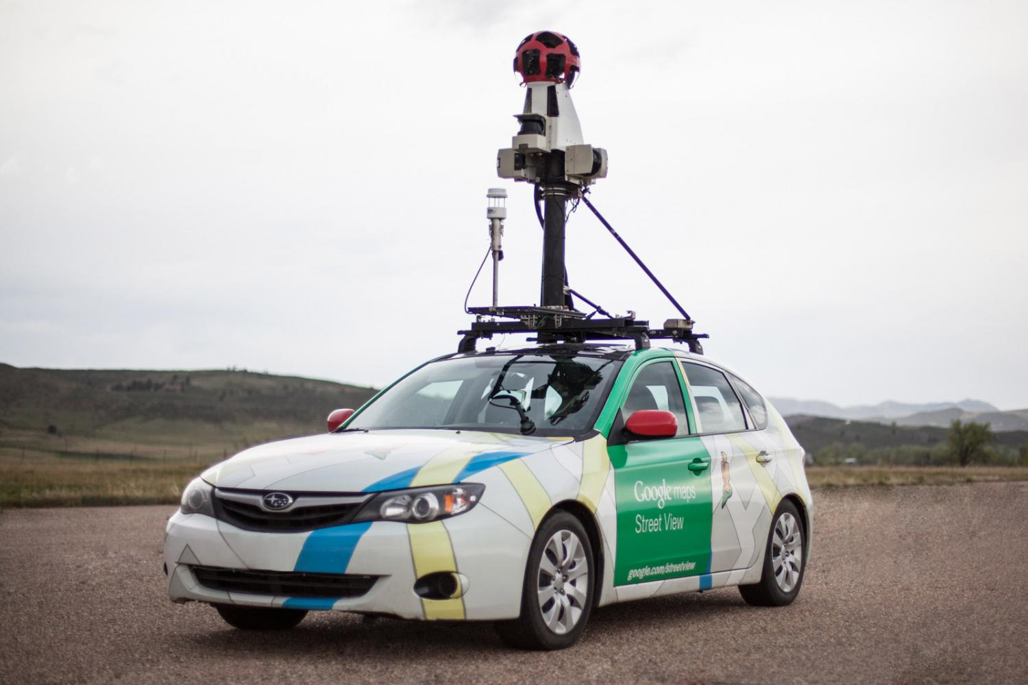 Google Street View Is Helping Scientists Spot Methane Leaks
