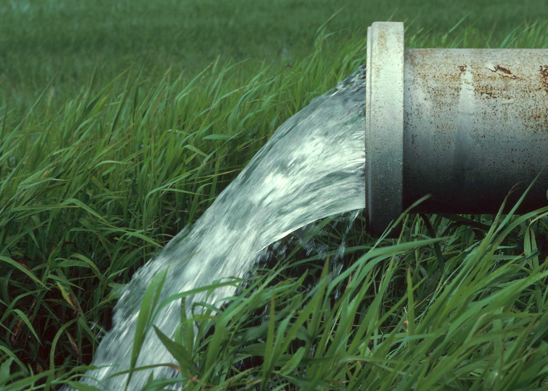 groundwater depletion could be significant source of atmospheric